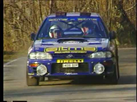 Subaru Impreza WRC GC8 Old School Rally Video (Part 4)