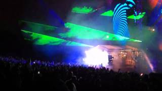 Dance Valley 2010 - Armin Van Buuren plays Binary Finary - 1998 (Alex M.O.R.P.H Remix)