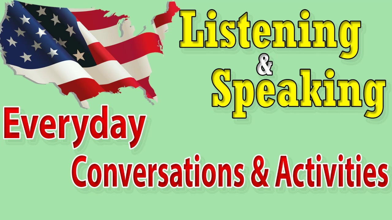 Download English for Everyday Conversations and Activities part 13 | Practice Listening and Speaking