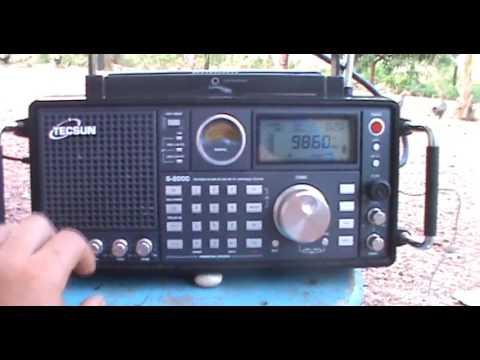 9860 kHz Radio Free Asia in Korean via Tinian Island |  Island Marianas North (USA) (SW 31M.)
