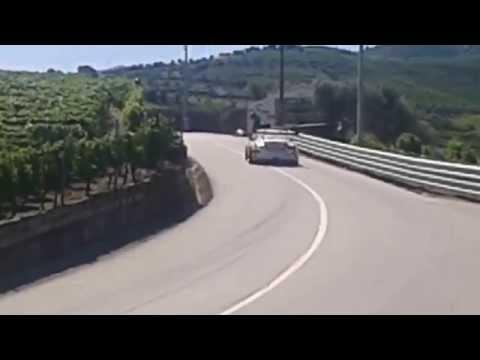 Campeonato Nacional de Montanha - Santa Marta de Penaguião 2015 - Porsche 997 Cup