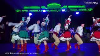 """XXX FORUM HUMANUM MAZURKAS -Narodowy Chór Ukrainy im. """"G.G.Wierowki""""-Taniec """"Kozaczok z tamburynem""""1"""