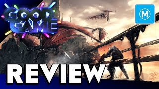 Good Game Review - Dark Souls II - TX: 11/03/14