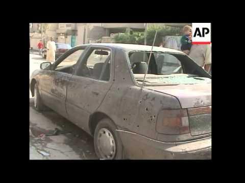WRAP Baghdad mortar a'math, Buhriz violence, pipeline fire