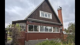 Продам дом в 20 км от МКАД,  в деревне Хрипань!