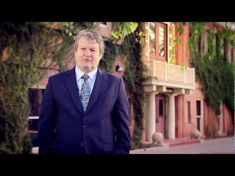 Dean John Paul Jones, College of Social and Behavioral Sciences, University of Arizona