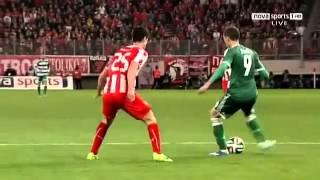 Ολυμπιακος Παναθηναικος 0-3  Ολοκληρος Αγωνας  02-03-2014