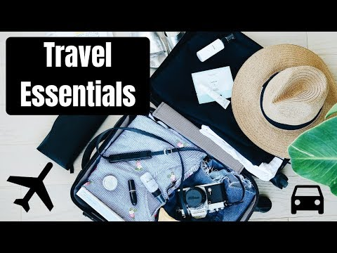 TRAVEL ESSENTIALS | PRO Packing Tips | Travel Hacks