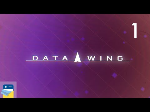 DATA WING: iOS iPhone Gameplay Walkthrough Part 1 (by Dan Vogt)