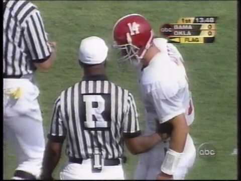 2002 Alabama vs Oklahoma