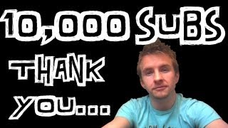 QuickyBaby: 10,000 Subscribers - Thank You!