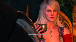 The Witcher Keira Sex scene