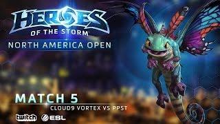 Cloud9 Vortex vs. PPST - North America July Open - Match 5