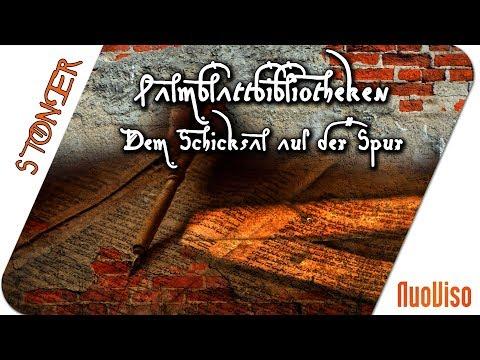 Palmblattbibliothek - dem Schicksal auf der Spur - STONER frank & frei #20