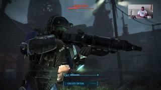 Fallout 4 Part 32 Nuka World Part 6 3/4: Poutine Dream Team Plays