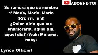 Matre Gims Hola Seorita feat Maluma PAROLES.mp3