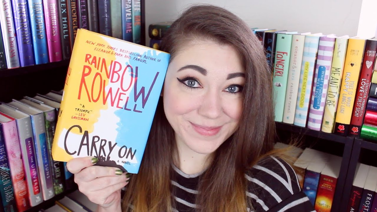 carry on reviews book
