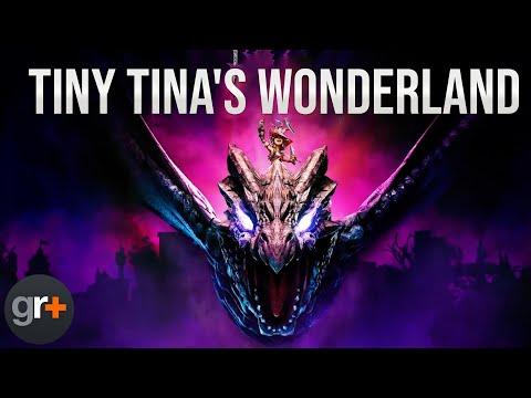 Tiny Tina's Wonderland Trailer