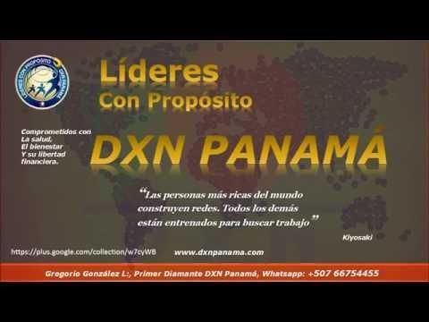 LÍDERES CON PRPÓSITO-DXN PANAMÁ, plan de compensación, cafe lingzhi 3en1