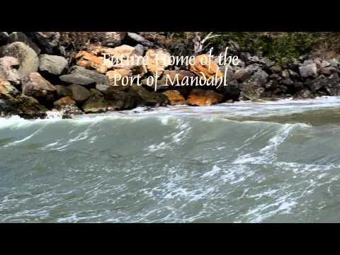 Port of Mandahl Wave Action