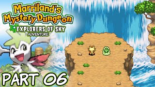 Pokémon Mystery Dungeon: Explorers of Sky, Part 06: A Wonder-Full Waterfall!