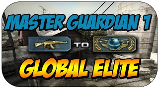 CSGO - Road to Global Elite - Master Guardian 1