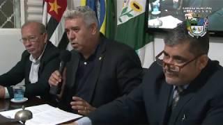 Expediente Oral em 1ª S. Ordinária - Marcão Alves