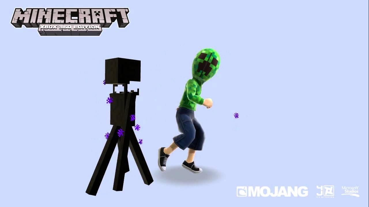 Xbox 360 Minecraft Skins Enderman Enderman Pet and Zippe...
