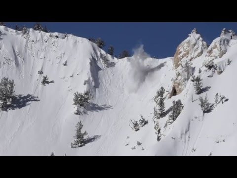 Avalanche Mitigation in Utah