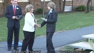 Mountainside, NJ Deerfield Graduation 2007