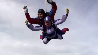 Страх. Или нет страха. Первый прыжок с парашютом.