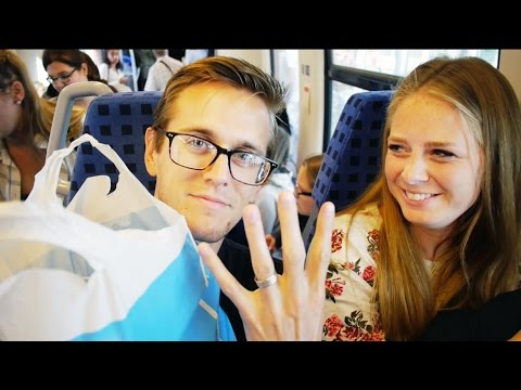 EURO RAIL SYSTEM NIGHTMARES! - Travel Germany vlog 166