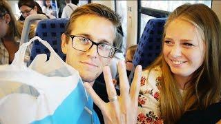 EURO RAIL SYSTEM NIGHTMARES! - Travel Germany vlog 166