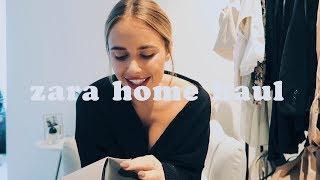 Vlogtober pt. 8 New Winter Boots and Zara Home Haul | Hello October