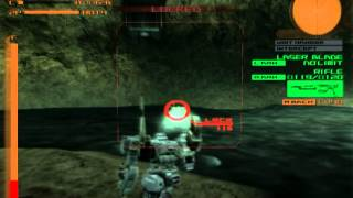 Armored Core Nine Breaker Gameplay {PS2} {HD 1080p}