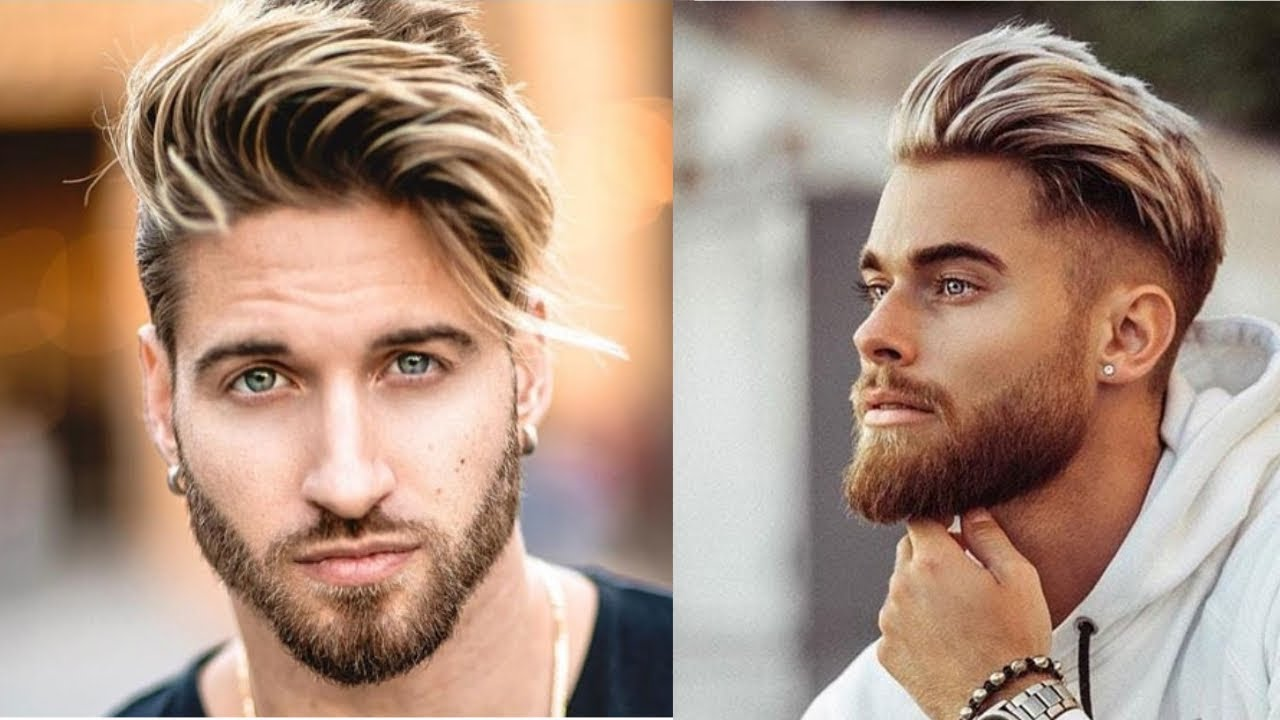 Sexiest Oval Face Hairstyles For Men 2020 - Best ...