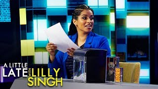 Save or Shred with the Writers of A Little Late with Lilly Singh