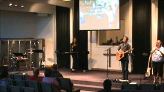 Deliver Me cover, David Crowder Band, acoustic