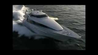 Moonraker Yacht running fastest speed