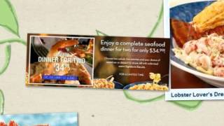 Red Lobster Coupons -- Get Amazing Discounts When You Dine Out At Red Lobster