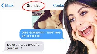 HILARIOUS Texts from GRANDMAS & GRANDPAS