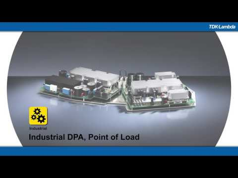 PH-A 50W-300W High Density DC DC Power Modules Video