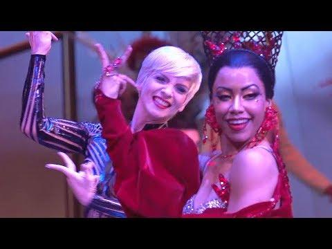 Zumanity - Zum Astra   Official Cirque Du Soleil Music Video   Las Vegas Show