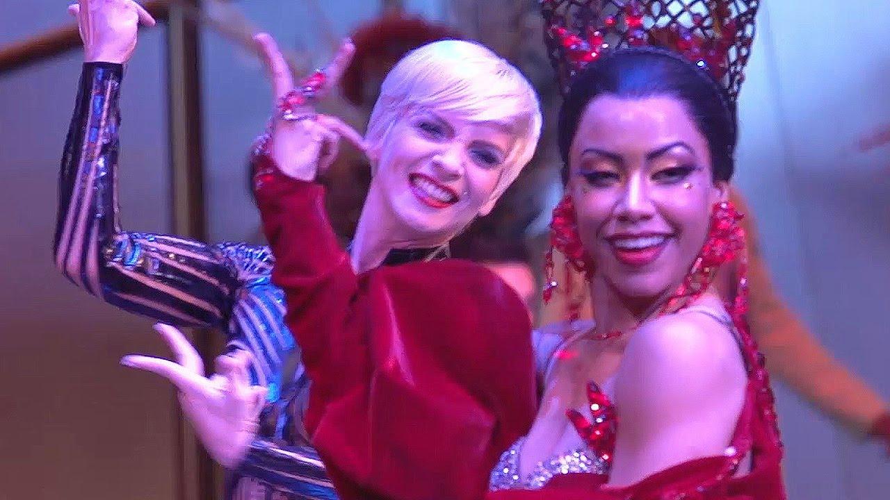 Download Zumanity - Zum Astra   Official Cirque du Soleil Music Video   Las Vegas Show