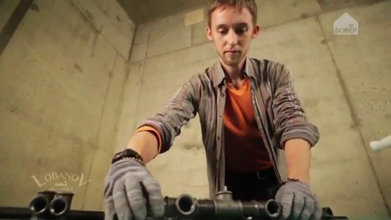 Вешалка из труб водопроводных своими руками 37
