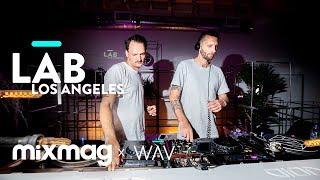 DETROIT SWINDLE disco & house set in The Lab LA
