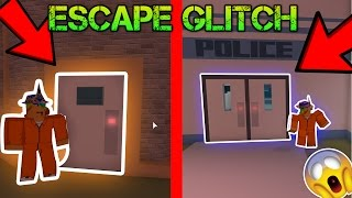 Top 5 Escape Glitches in Jailbreak! [Roblox]