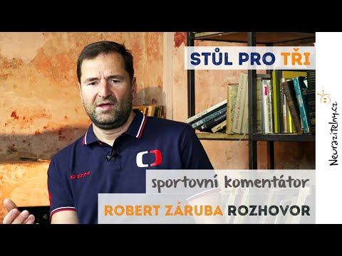 Robert Záruba rozhovor :  Sport je o radosti, ale od peněz se oprostit nedá | Neurazitelny.cz
