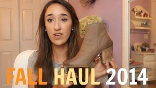 Fall HAUL | Nordstrom, Sephora, Pink Thumbnail