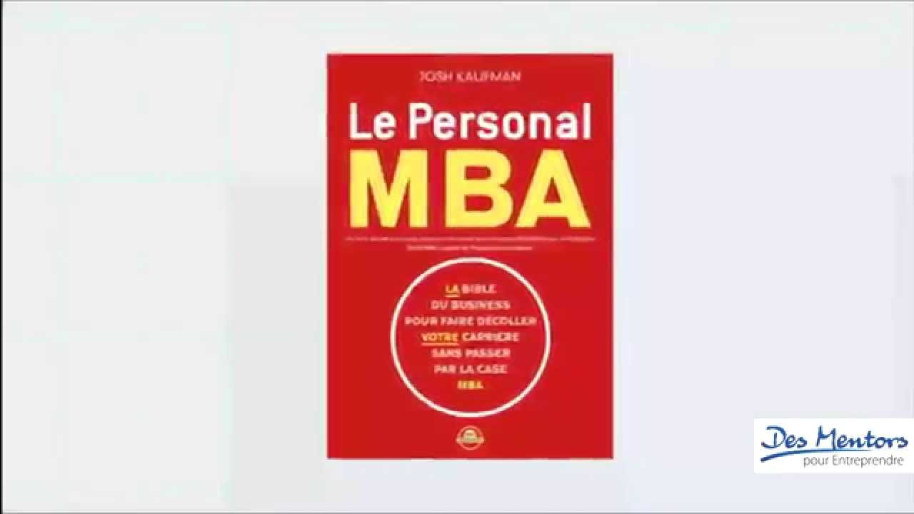 Personal Mba Pdf